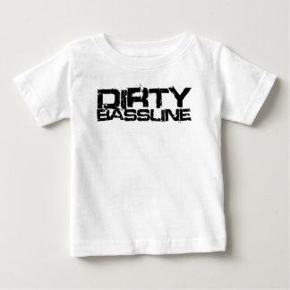Dirty Bassline Dubstep T-shirts