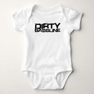 Dirty Bassline Dubstep Tshirt