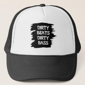 Dirty Beats Dirty Bass Trucker Hat