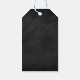 Dirty Blackboard Gift Tags