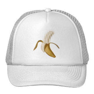 Dirty Censored Peeled Banana Cap