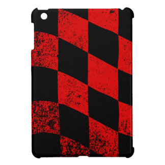 Dirty Chequered Flag Cover For The iPad Mini