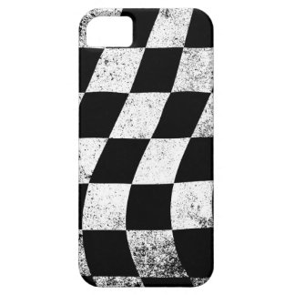 Dirty Chequered Flag iPhone 5 Cases