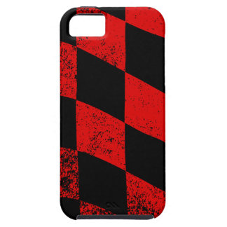 Dirty Chequered Flag iPhone 5 Covers