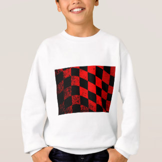 Dirty Chequered Flag Sweatshirt