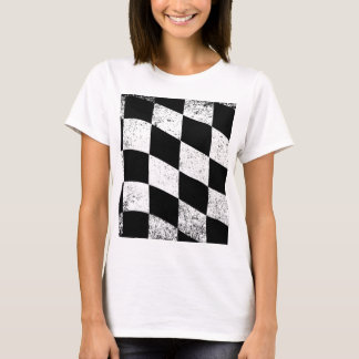 Dirty Chequered Flag T-Shirt