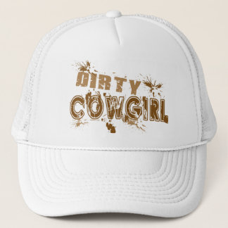Dirty Cowgirl Hat