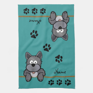 Dirty Dog Hand Towels
