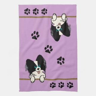Dirty Dog Tea Towels