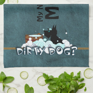 Dirty Dog Towels