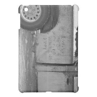 Dirty Girlfriend iPad Case Cover For The iPad Mini