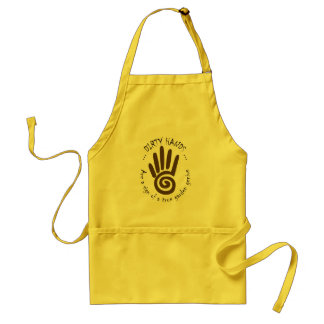 Dirty Hands Standard Apron