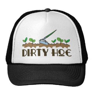Dirty Hoe Cap