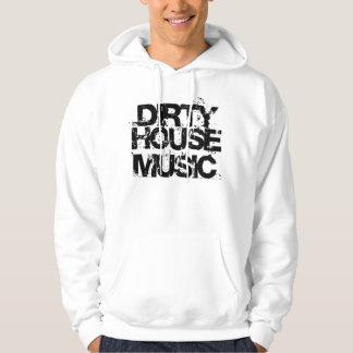 DIRTY HOUSE MUSIC HOODIE