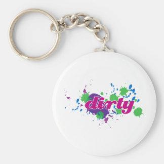 Dirty Keychain