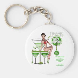 Dirty Martini - Keychain