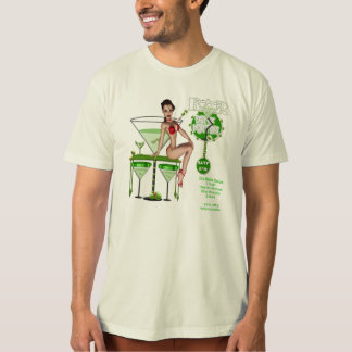 Dirty Martini - Organic T-Shirt