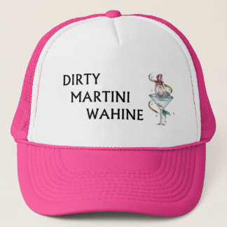 Dirty Martini Wahine Trucker Hat