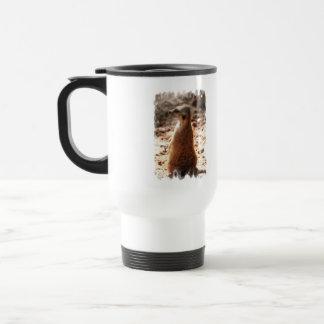 Dirty Meerkat Travel Mug