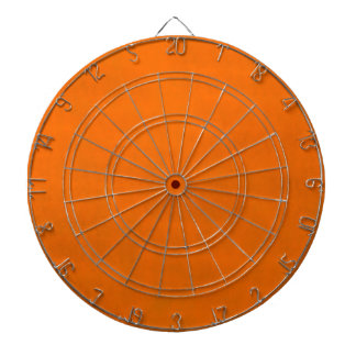 Dirty Orange Dartboards