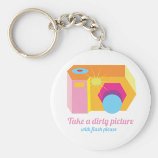 Dirty Picture Key Chains