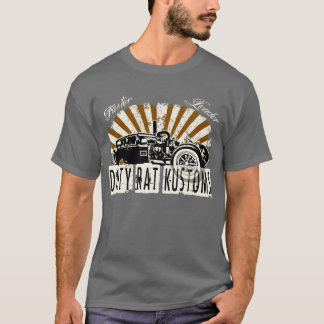Dirty Rat Kustoms - Faster, Louder T-Shirt