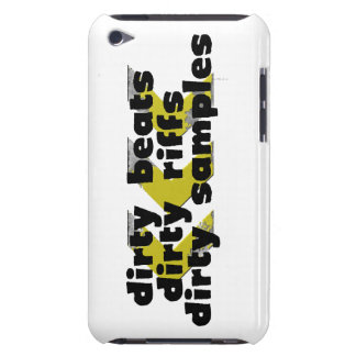 Dirty Riffs Dirty Beats Dirty Samples iPod Touch Cases