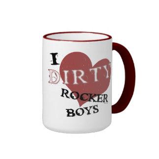 Dirty Rocker Boys Mugs