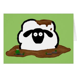 Dirty Sheep Card