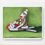 Dirty_Socks[1], Dirty Socks By Leah Saulnier on... Mouse Pad