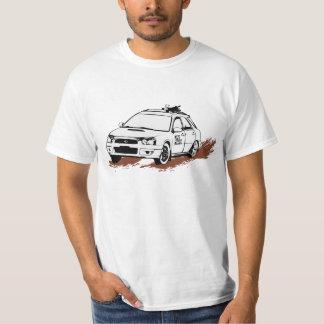 Dirty Subaru Impreza WRX Wagon T-Shirt