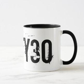 Dirty Thirty 30th Birthday Mug