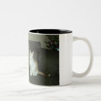 Dirty Trio Two-Tone Coffee Mug