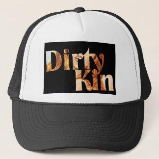 Dirty trucker trucker hat