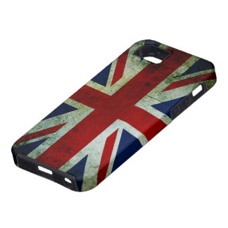 Dirty Union Flag iPhone 5 Cases