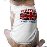 Dirty Vintage UK Pet T-shirt
