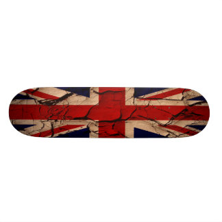 Dirty Vintage UK Skateboard