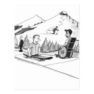 Disability Ability Postcards