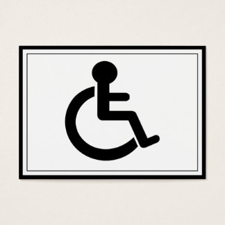 Disability Disabled  Symbol