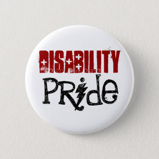 disability pride button