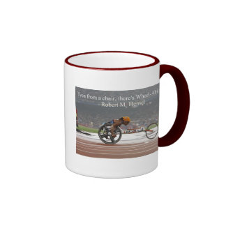 Disability quote mug