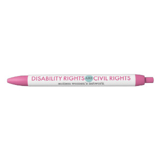 Disability Rights AWN Pen