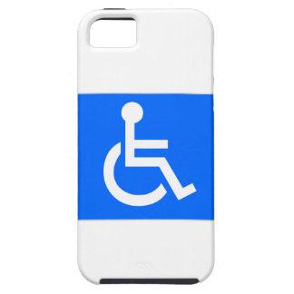 Disability Symbol iPhone 5 Case