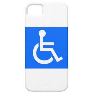 Disability Symbol iPhone 5 Cases
