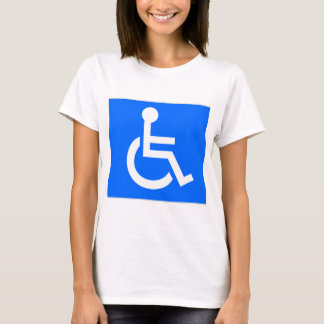Disability Symbol T-Shirt