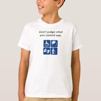 Disability_symbols_16 T-Shirt