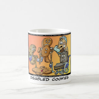 Disabled Cookies Funny Internet Gifts Tees Mugs