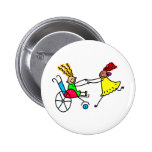 Disabled Friends Buttons