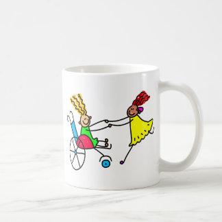 Disabled Friends Coffee Mug