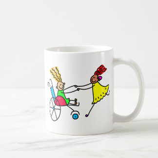 Disabled Friends Mugs